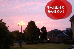 umetsu_ganbappe14_sunset